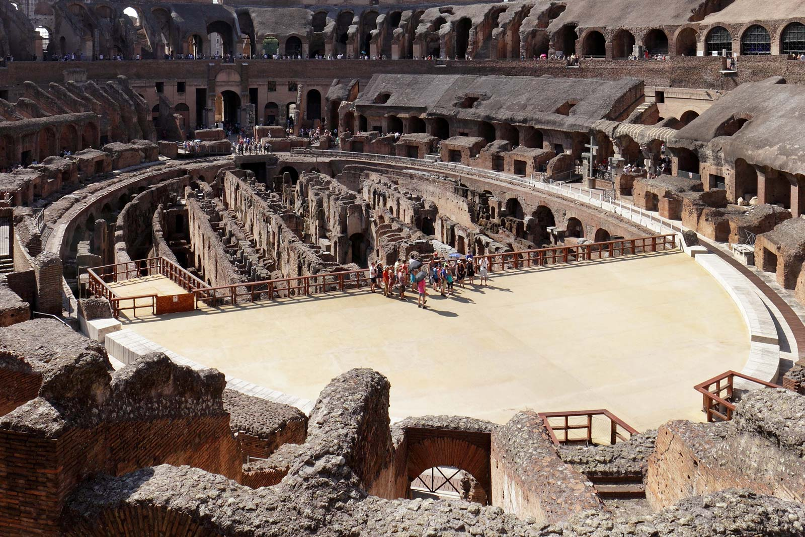 Colosseum Gladiator Tour