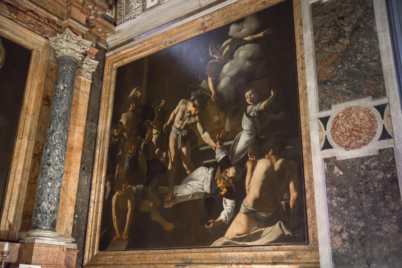 Discovering Caravaggio, Raphael and Pantheon Walking tour