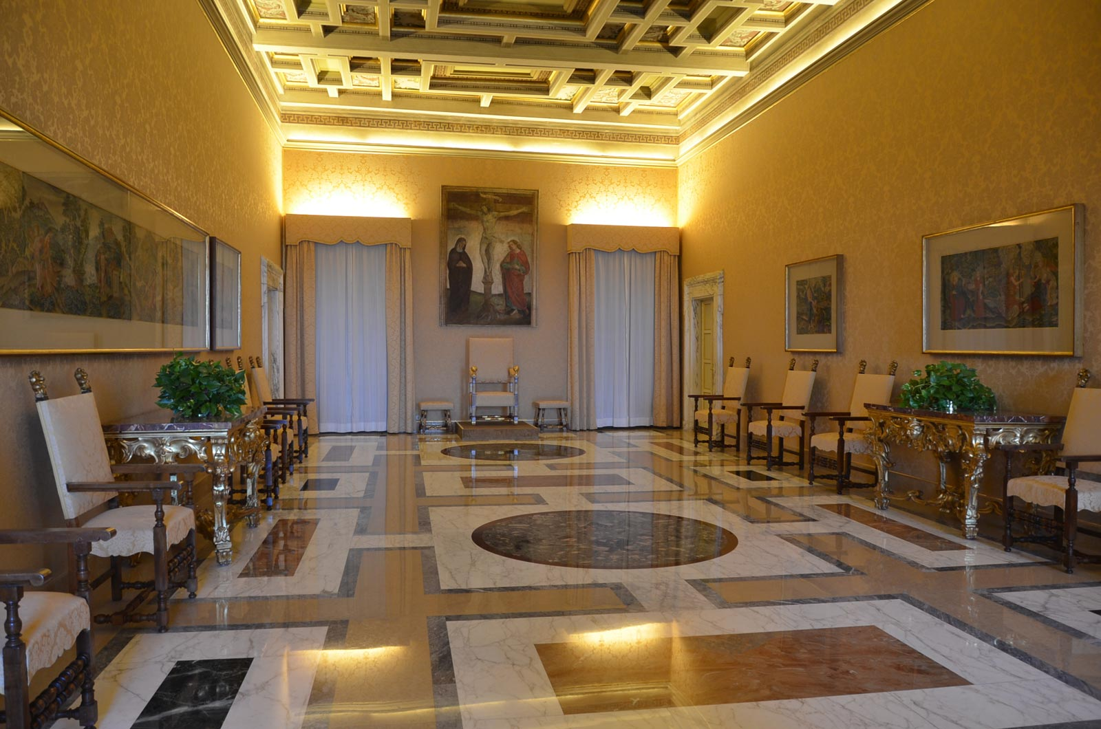 Exclusive Papal Summer Residence Tour