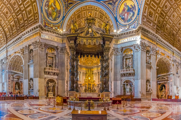 Ultimate Vatican Tour of
